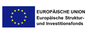 [Translate to English:] Logo 'EU Förderung'